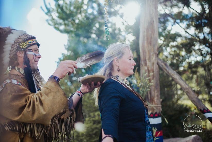 Vinetu kaimas – gyvosios indėnų istorijos muziejus, aktyvaus ir harmoningo laisvalaikio kaimas - 4