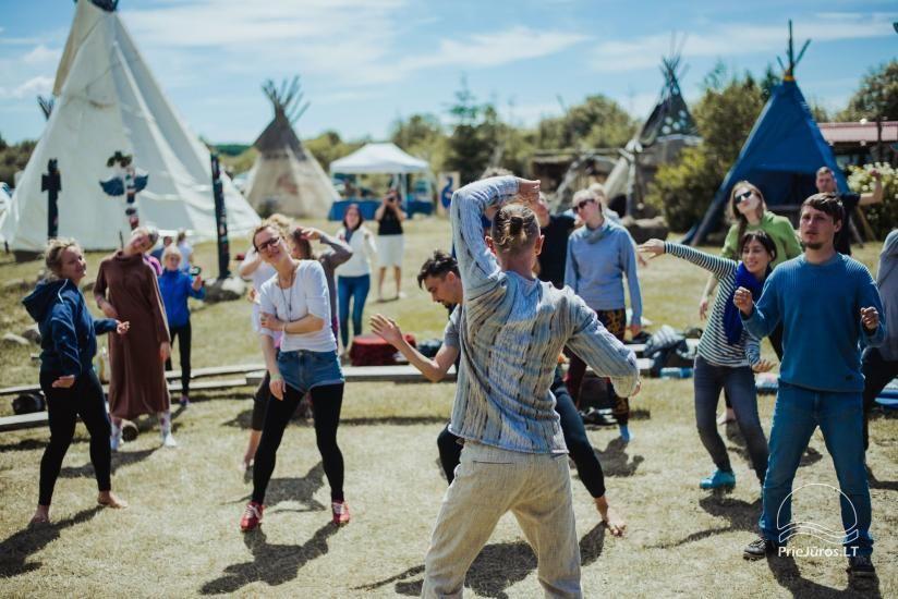 Vinetu kaimas – gyvosios indėnų istorijos muziejus, aktyvaus ir harmoningo laisvalaikio kaimas - 8