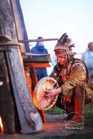 Vinetu kaimas – gyvosios indėnų istorijos muziejus, aktyvaus ir harmoningo laisvalaikio kaimas - 11