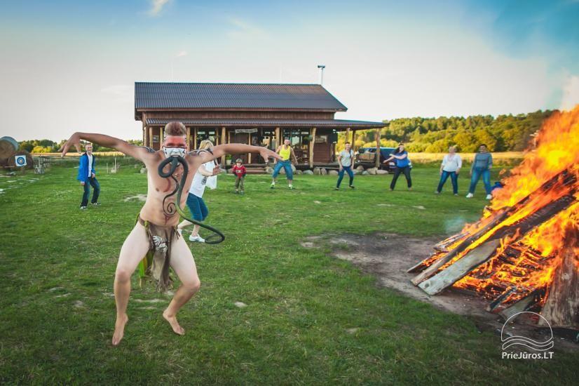 Vinetu kaimas – gyvosios indėnų istorijos muziejus, aktyvaus ir harmoningo laisvalaikio kaimas - 17