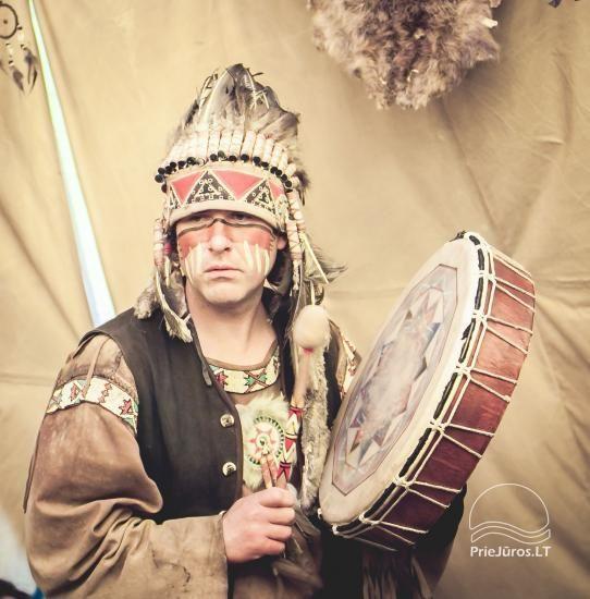 Vinetu kaimas – gyvosios indėnų istorijos muziejus, aktyvaus ir harmoningo laisvalaikio kaimas - 18