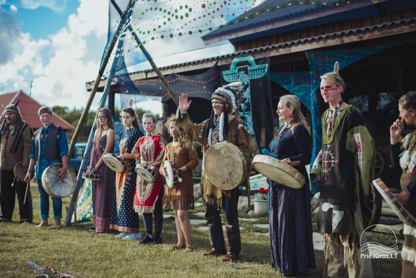 Vinetu kaimas – gyvosios indėnų istorijos muziejus, aktyvaus ir harmoningo laisvalaikio kaimas - 19