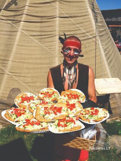 Vinetu kaimas – gyvosios indėnų istorijos muziejus, aktyvaus ir harmoningo laisvalaikio kaimas - 24