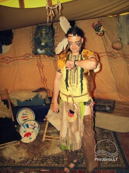 Vinetu kaimas – gyvosios indėnų istorijos muziejus, aktyvaus ir harmoningo laisvalaikio kaimas - 32