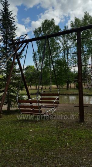 Sodyba Pas Nijolę - sodybos, namelių nuoma prie Pakalo ežero - 31