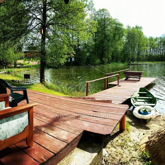 Sodyba Pas Nijolę - sodybos, namelių nuoma prie Pakalo ežero - 26