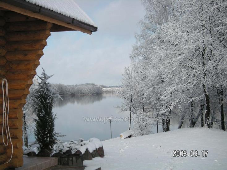 Sodyba Pas Nijolę - sodybos, namelių nuoma prie Pakalo ežero - 7