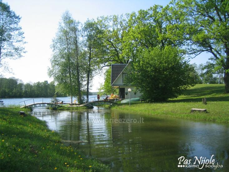 Sodyba Pas Nijolę - sodybos, namelių nuoma prie Pakalo ežero - 22
