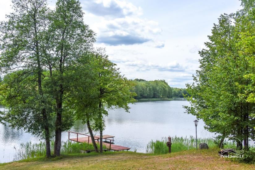 Sodyba Pas Nijolę - sodybos, namelių nuoma prie Pakalo ežero - 9