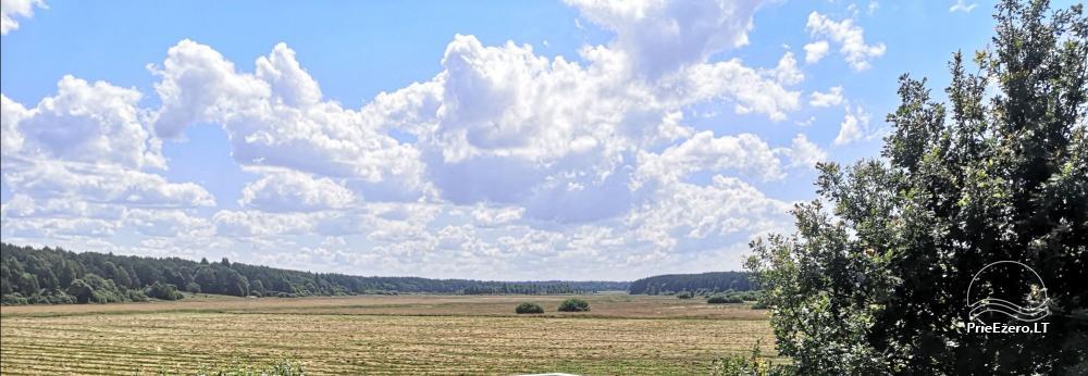 Sodyba - pirtis Tenženė 7 km nuo Palangos važiuojant link HBH - 17