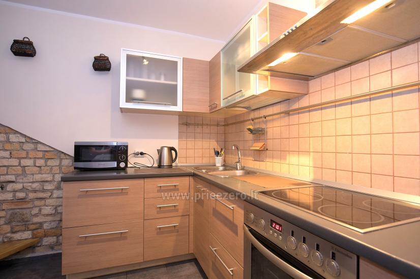Duplex Apartment Vilte - butas per du aukštus su atskiru įėjimu - 7