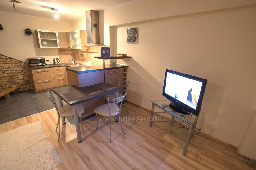 Duplex Apartment Vilte - butas per du aukštus su atskiru įėjimu - 4