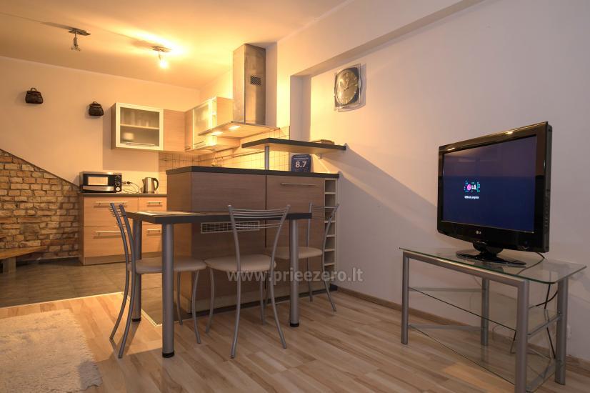 Duplex Apartment Vilte - butas per du aukštus su atskiru įėjimu - 5