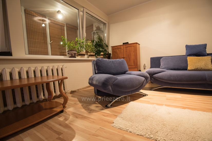 Duplex Apartment Vilte - butas per du aukštus su atskiru įėjimu - 3