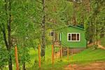 Poilsiavietė Sartai - nameliai ant ežero kranto - 10