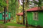 Poilsiavietė Sartai - nameliai ant ežero kranto - 11