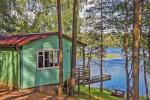 Poilsiavietė Sartai - nameliai ant ežero kranto - 7
