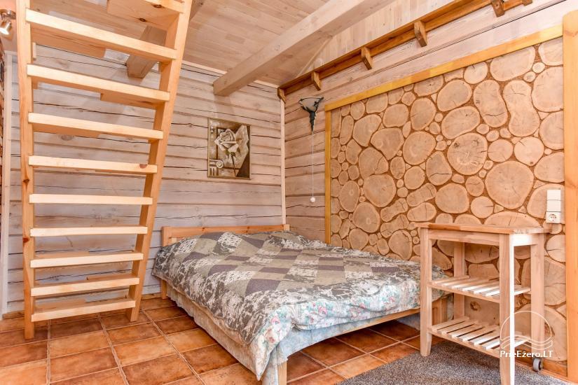 Sodyba Molėtų rajone prie Bebrusų ežero - 42