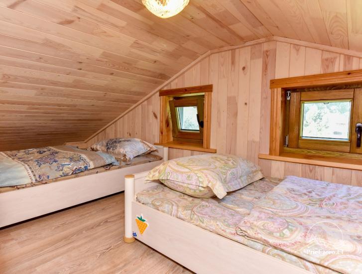 Sodyba Molėtų rajone prie Bebrusų ežero - 44