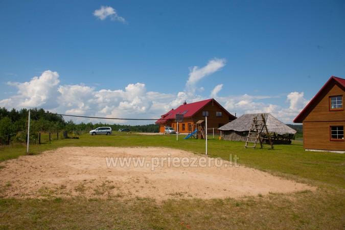Sodyba Vytauto kaimas ant Baluosio kranto - 19