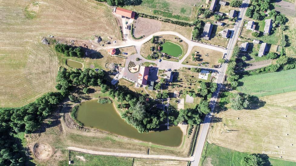 Babeckų kaimo turizmo sodyba Babeckynė Vilkaviškio rajone - 4
