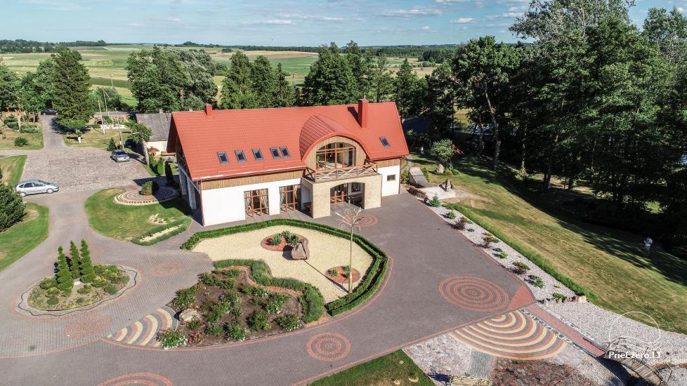 Babeckų kaimo turizmo sodyba Babeckynė Vilkaviškio rajone - 1