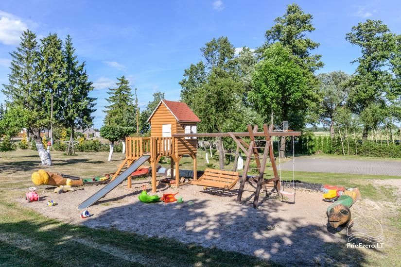 Babeckų kaimo turizmo sodyba Babeckynė Vilkaviškio rajone - 7