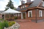 Kambarių bei pokylių salės su Jakuzzi ir sauna (iki 34 asm) nuoma sodyboje Spa Villa Trakai - 9
