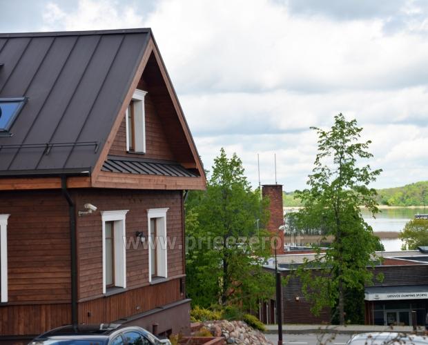 Kambarių bei pokylių salės su Jakuzzi ir sauna (iki 34 asm) nuoma sodyboje Spa Villa Trakai - 5