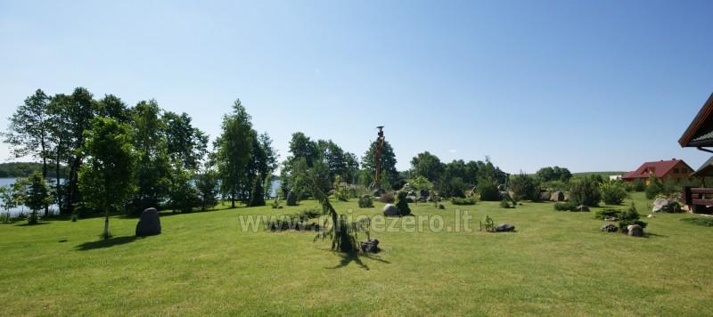 Sodyba Pas Vytą ir poilsiui ir šventei Lazdijų rajone prie Galsto ežero - 3