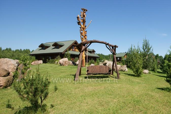 Sodyba Pas Vytą ir poilsiui ir šventei Lazdijų rajone prie Galsto ežero - 10
