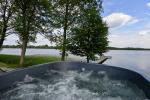 Sodyba Pas Vytą ir poilsiui ir šventei Lazdijų rajone prie Galsto ežero