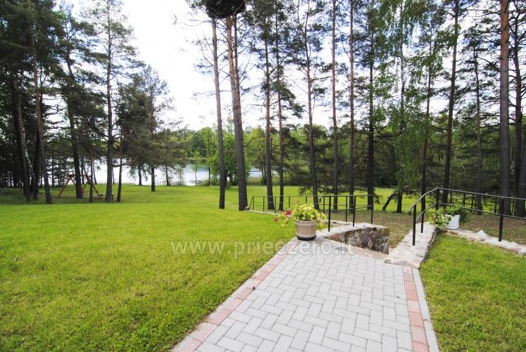 Danutės sodyba ant Trikojo ežero kranto Lazdijų rajone - 13