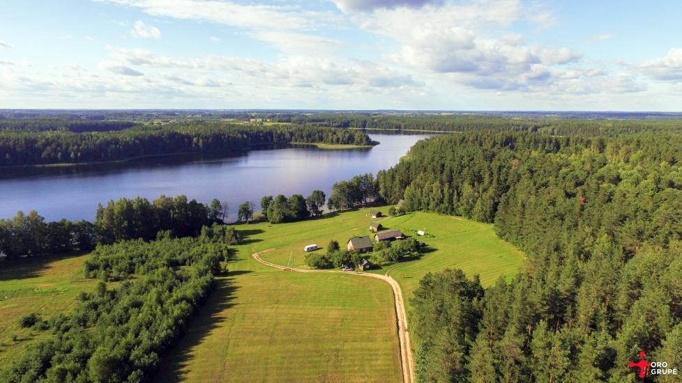 Sodyba Molėtų rajone prie Siesarčio ežero - 3