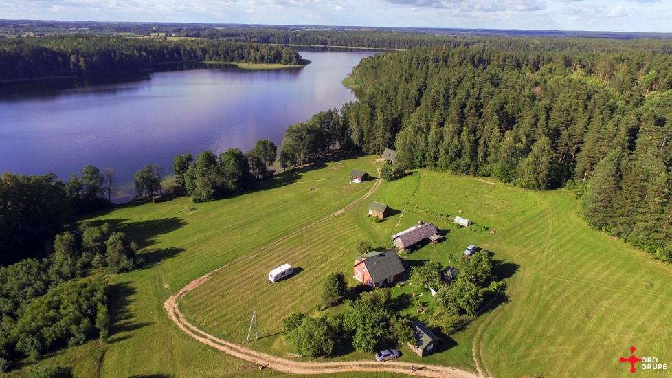 Sodyba Molėtų rajone prie Siesarčio ežero - 4