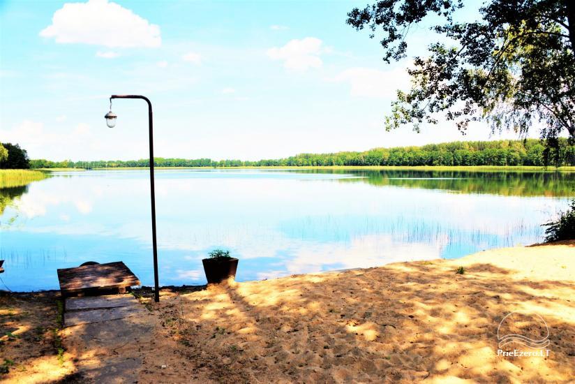 Sodyba Tėviškė ant Snaigyno ežero kranto - 19