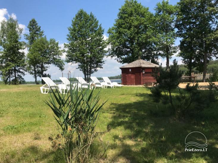 Sodyba Tėviškė ant Snaigyno ežero kranto - 11