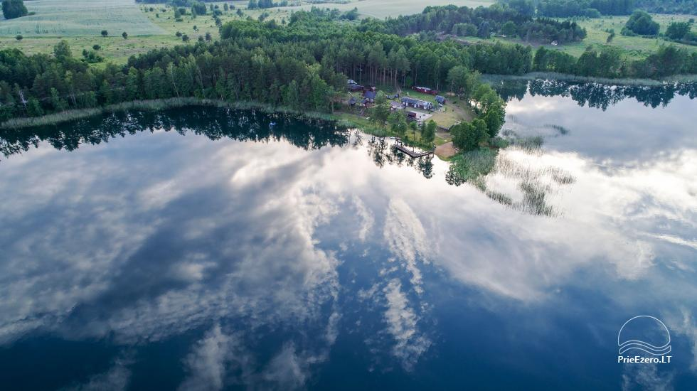 Sodyba Tėviškė ant Snaigyno ežero kranto - 5