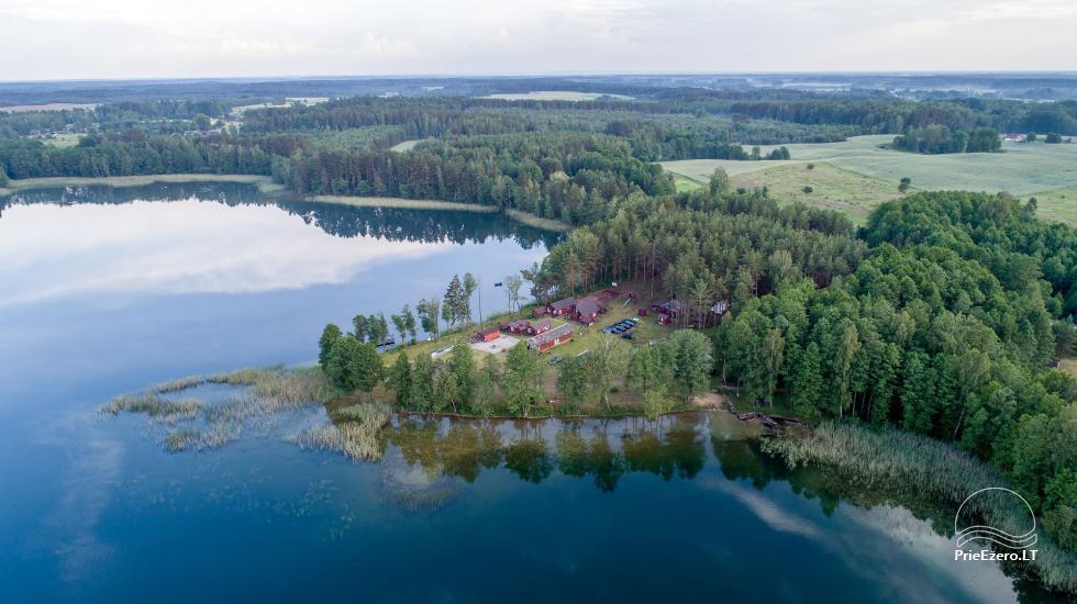 Sodyba Tėviškė ant Snaigyno ežero kranto - 6