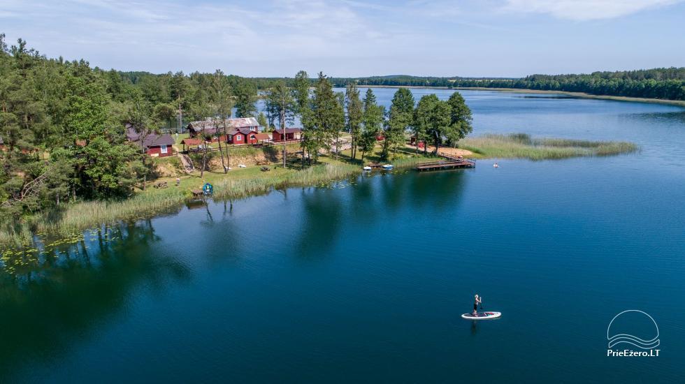 Sodyba Tėviškė ant Snaigyno ežero kranto - 9