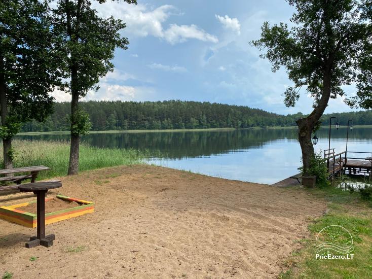 Sodyba Tėviškė ant Snaigyno ežero kranto - 15