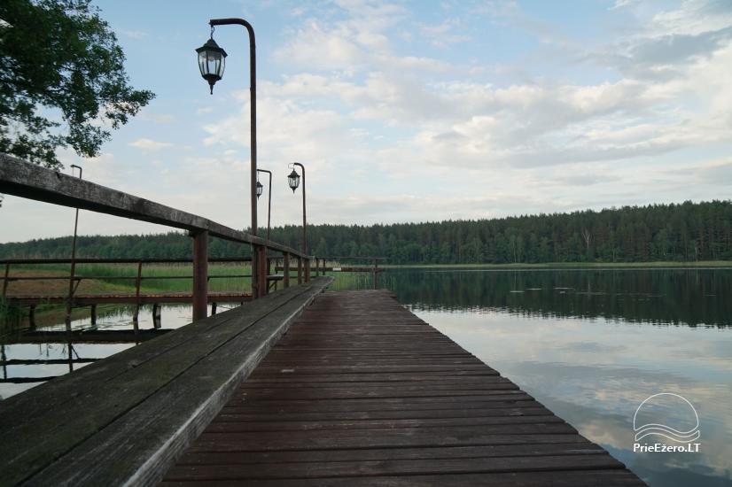 Sodyba Tėviškė ant Snaigyno ežero kranto - 13
