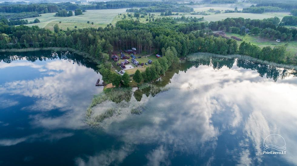 Sodyba Tėviškė ant Snaigyno ežero kranto - 3