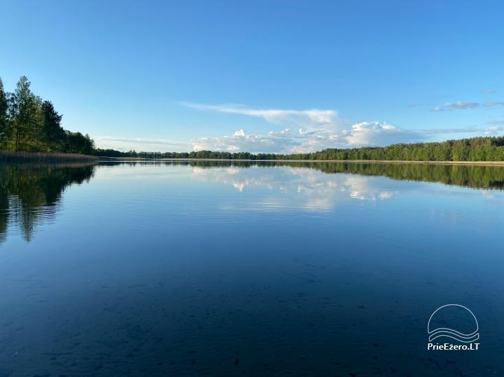 Sodyba Tėviškė ant Snaigyno ežero kranto - 42