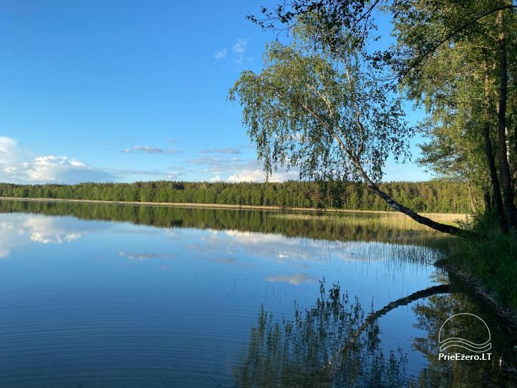 Sodyba Tėviškė ant Snaigyno ežero kranto - 44