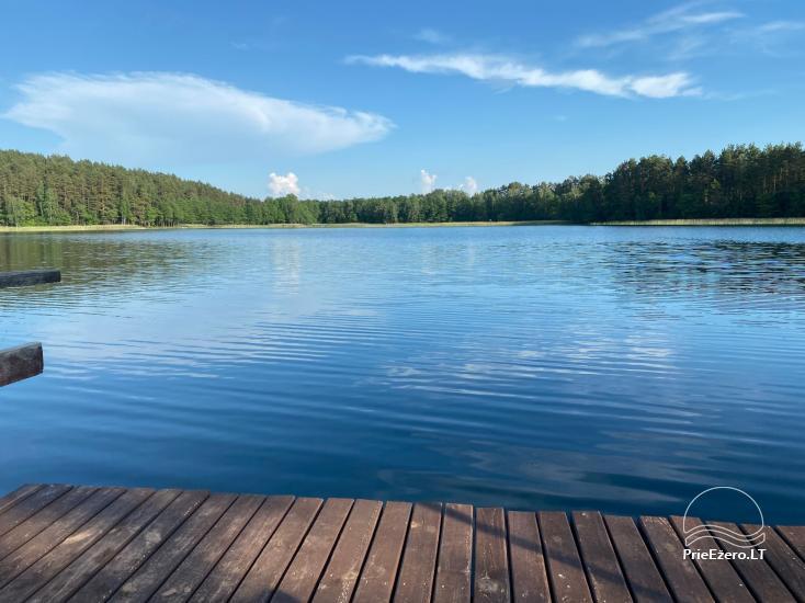 Sodyba Tėviškė ant Snaigyno ežero kranto - 12