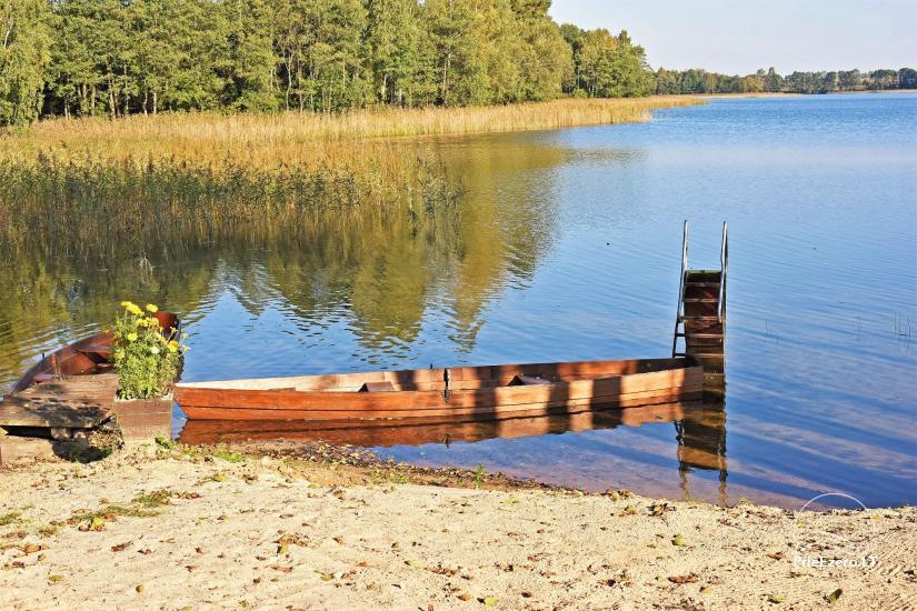 Sodyba Tėviškė ant Snaigyno ežero kranto - 20