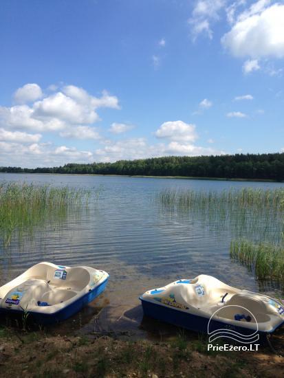 Sodyba Tėviškė ant Snaigyno ežero kranto - 23