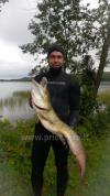 Sodyba Tėviškė ant Snaigyno ežero kranto - 78