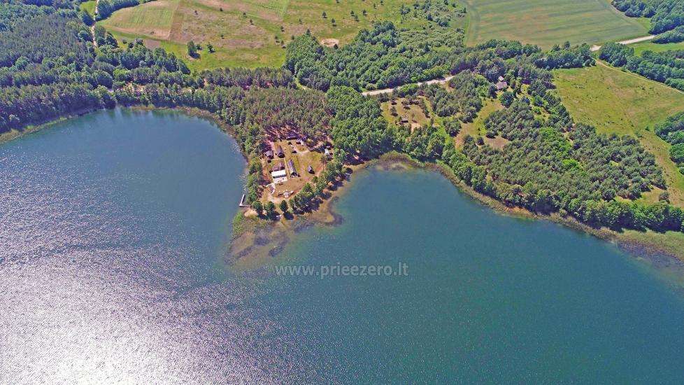 Sodyba Tėviškė ant Snaigyno ežero kranto - 2